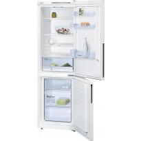 Jääkaappipakastin Bosch KGV36UW20, 214/94l, 186x60cm, valkoinen
