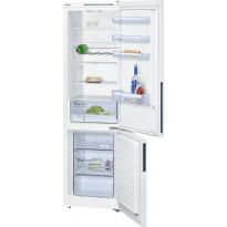 Jääkaappipakastin Bosch KGV39VW31, 249/94l, 201x60cm, valkoinen