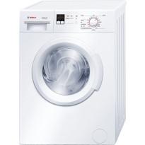 Pyykinpesukone Bosch WAB24166SN, 1200rpm, 6kg, valkoinen