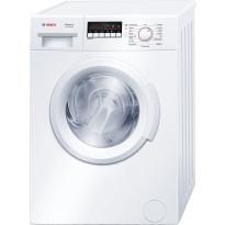 Pyykinpesukone Bosch WAB28266SN, valkoinen