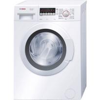 Pyykinpesukone Bosch WLG24260BY Slim, 1200rpm, 5kg, valkoinen