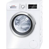 Pyykinpesukone Bosch WLT24440BY Slim, 1200rpm, 6,5kg, valkoinen