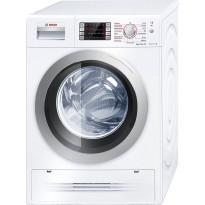 Kuivaava pyykinpesukone Bosch WVH28420SN, valkoinen