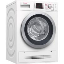 Kuivaava pyykinpesukone Bosch WVH28422SN, 7/4 kg, 1400 rpm, Verkkokaupan poistotuote