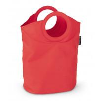 Pyykkipussi Brabantia 50L, ovaali kannettava Warm Red