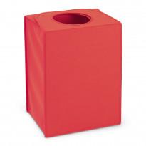 Pyykkipussi Brabantia 55 L kulmikas kannettava Warm Red