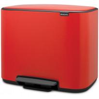 Poljinroska-astia Brabantia Bo, 3x11L, Passion Red