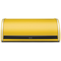Leipälaatikko Brabantia Roll Top, Daisy Yellow