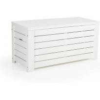 Säilytyslaatikko Emil, 137x57x67cm, valkoinen
