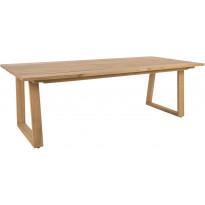 Ruokapöytä Laurion, 73x230x100cm
