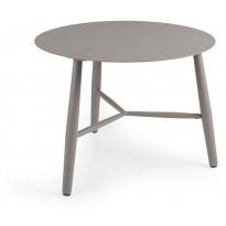 Sivupöytä Vannes, Ø60cm, beige