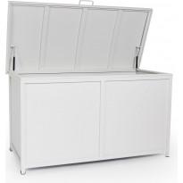 Säilytyslaatikko Grasse, 117x85x99cm, valkoinen