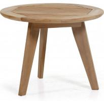 Sohvapöytä Kastos, Ø60cm, tiikki