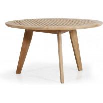 Sohvapöytä Kastos, Ø90cm, tiikki