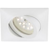LED-alasvalo Briloner, kohdistettava 5W, valkoinen
