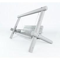 Pihakeinu Broowood pyöröhirsi, jenkkityylisellä istuinosalla, 1600mm