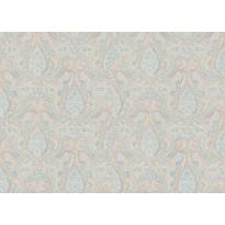 Tapetti Boråstapeter Oriental Dreams, Divine Paisley, 1919, 0.53x10.05m, sininen/ruskea
