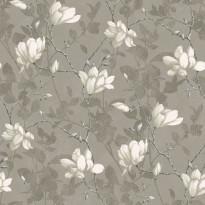 Tapetti Boråstapeter InBloom Lilly Tree, 7227, 0.53x10.05m, beige