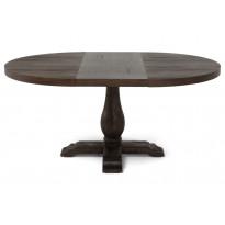Ruokapöytä Reims pyöreä ruskea