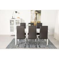 Ruokailuryhmä Bern pöytä ja Nizza tuolit