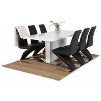 Ruokapöytä Apia 6:lla tuolilla
