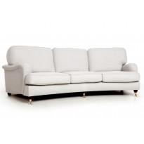 Sohva Pariisi Luxus 4-istuttava kaareva