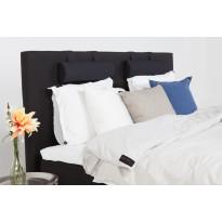 Sängynpääty Tempe 160x125 cm musta