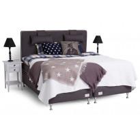 Sängynpääty Montgomery 180 cm harmaa