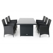 Ruokailuryhmä Tähtelä Lyx 6 Somero tuolilla