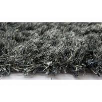 Käsinkudottu matto Bishan 200x300 cm harmaa