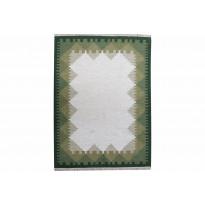 Kelim-matto Malatya 70x140 cm vihreä