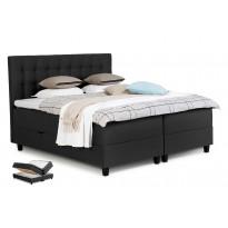 Jenkkisänkypaketti Sweet Dreams 160x200 cm sängynpäädyllä 160 cm