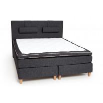 Jenkkisänky Scottsdale Luxus 180x200 cm cortina/tammi