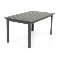 Ruokapöytä Gijon 150-210 musta