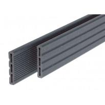 Peitelista UPM ProFi Deck, 12x66x4000mm, kivenharmaa