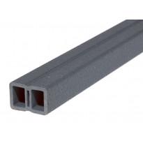 Aluslauta UPM ProFi Deck, 40x60x4000mm, kivenharmaa