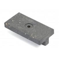 Terassikiinnike UPM ProFi Deck, T-kiinnikkeet + ruuvit 100kpl, kivenharmaa