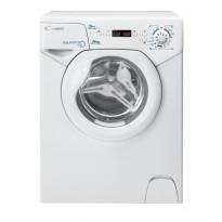 Edestä täytettävä pyykinpesukone Candy Aqua 1142DE/2-S, Slim, 1100rpm, 4kg
