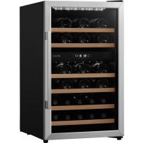 Kahden lämpötilan viinikaappi Cavin Polar Collection 31, teräs
