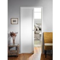 Liukuovi seinän sisään Stella Pocket Door M8, kehäovi, 825x2040mm