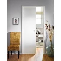 Liukuovi seinän sisään Stella Pocket Door M12, laakaovi, 1225x2040mm