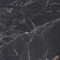Välitilan laminaatti Easy Kitchen 6133AR, musta marmori, 7.6mm, mittatilaus