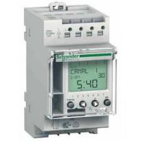 Kellokytkin Schneider Electric IHP, 7 päivän ohjaus