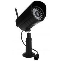 Valvontakamera Celotron 720P HD, langaton, sisäkäyttöön, musta
