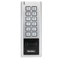 Koodinäppäimistö Secukey SK5-X Wiegand RFID-lukijalla IP66