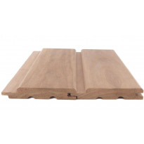 Saunapaneeli Cent-Listat 15x90x1800mm, STP, thermohaapa