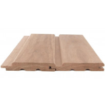 Saunapaneeli Cent-Listat 15x90x3000mm, STP, thermohaapa