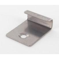 Aloituskiinnike Cent puukomposiitille, 20 kpl/pkt, metalli