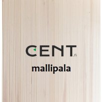 Cent-Listat paneelin tai listan mallipalatuote