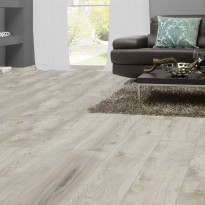 Vinyylilankku Check Floors Check One 0.55, 2048 Anna Oak, harmaa